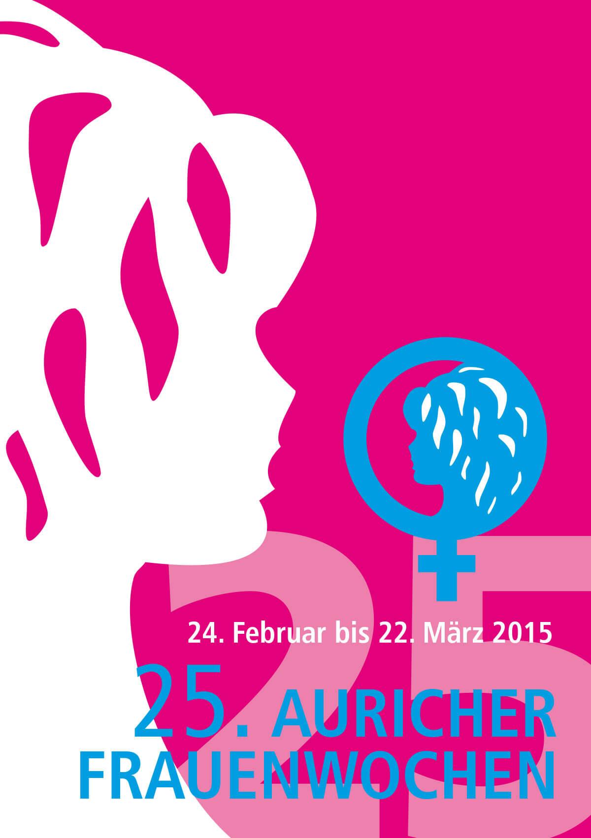 Programmheft 2015 anschauen – Auricher Frauenwochen