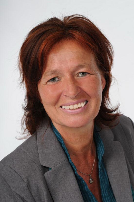 Portraitfoto von Birgit Ehring-Timm, Gleichstellungsbeauftragte der Stadt Aurich