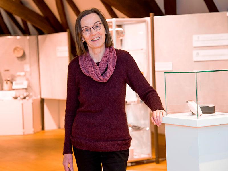Brunhilde Wichert-Haslett (Stadtbibliothek Aurich)